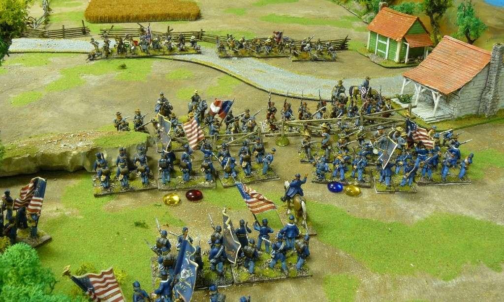 Gettysburg, 150° anniversaire. P1200133