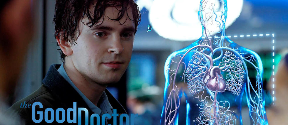 série sur TF1  : the good doctor 11498610