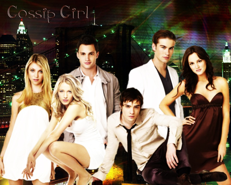 Images de séries et films Gossip10