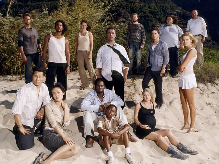 Images de séries et films Lost2010