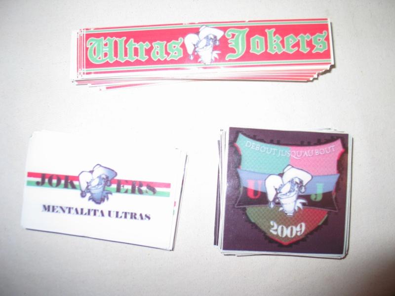 JOKERS ULTRAS, groupe de supporters Ultras de la JSMB - Page 16 Img_0111
