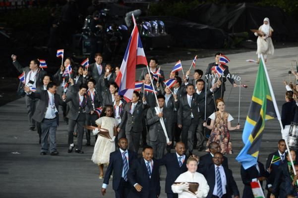 JO 2012 : Les médailles ! Parade10