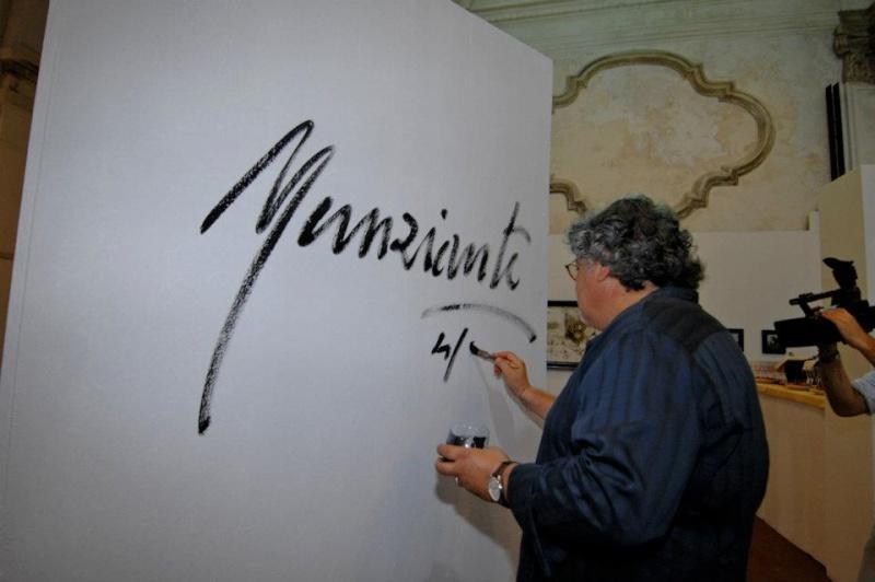 """MOSTRA A TAORMINA; """"Viaggio a Taormina"""" 4-30 Agosto 2012 Fondazione Mazzullo. Anteprima di alcune opere del maestro.. 40404110"""