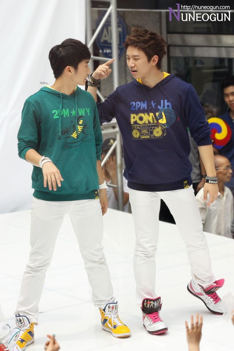 WooHo [Wooyoung x Junho] 00310