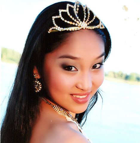 "The road to ""Miss  Kazakhstan 2010"" Getima12"