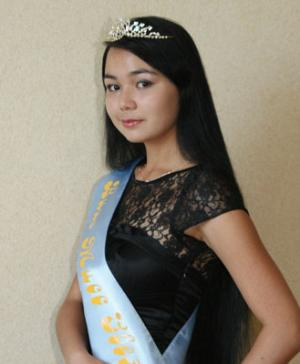 "The road to ""Miss  Kazakhstan 2010"" Getima13"