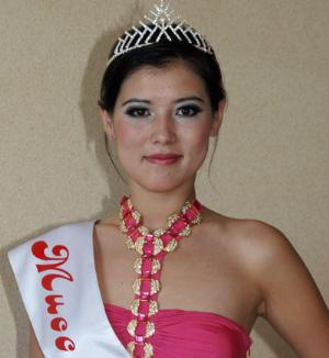 "The road to ""Miss  Kazakhstan 2010"" Getima14"