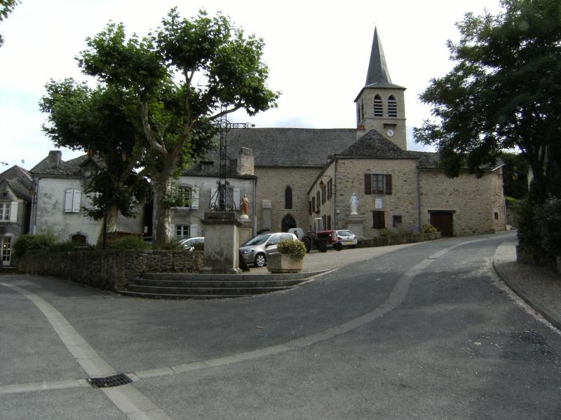 Aveyron: Saint-André-de-Najac 1210