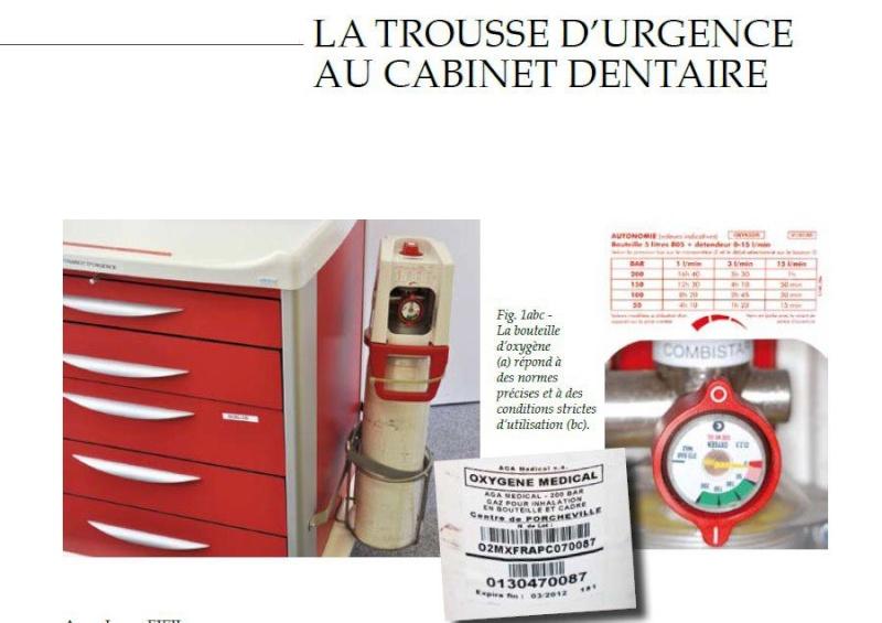 Les Urgences Médicales Au Cabinet Dentaire 40141410