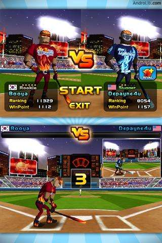 [JEU] HOMERUN BATTLE 3D : Jeu de baseball simple et multijoueur [Payant] 64327710