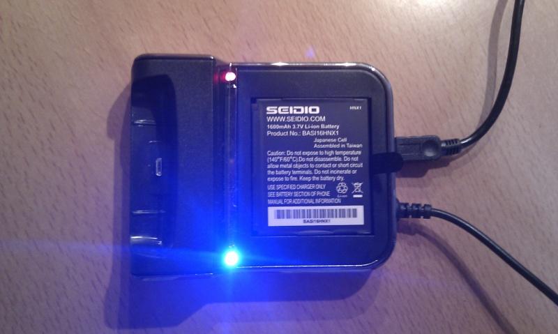 [MOBILEFUN.FR] Test de la batterie de 1600 mAH pour le HTC Desire sur Génération mobiles Combin10