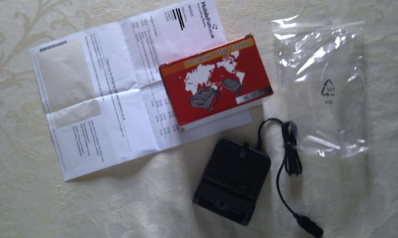 [MOBILEFUN.FR] Test du dock pour le HTC Desire avec emplacement pour seconde batterie sur Génération mobiles Imag0020