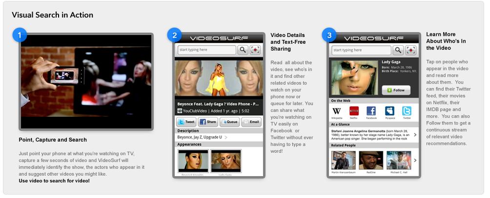 [SOFT] VIDEOSURF : Reconnaître une vidéo en la scannant ! [Bientôt] Videos10