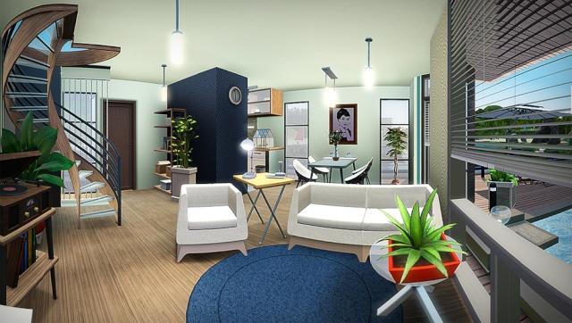 [Architecture] Les créas d'Uriox  1010