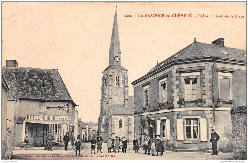 Et si Van Gogh était venu lui-aussi à La Bazouge? (Collages et pastiches) 106_0010