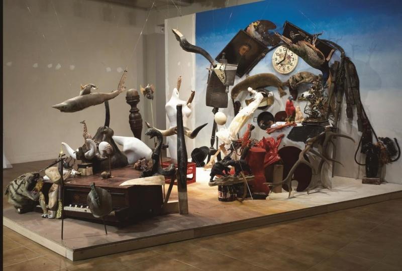 Exposition de Bernard Pras à Laval (août 2018) 12-110