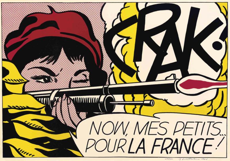Roy Lichtenstein 2011_n11