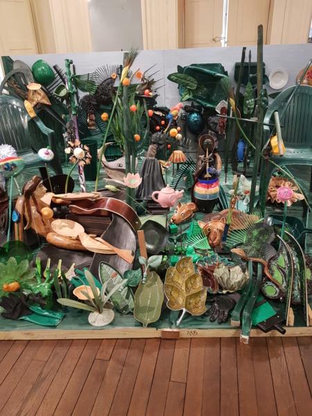 Exposition de Bernard Pras à Laval (août 2018) 20180815