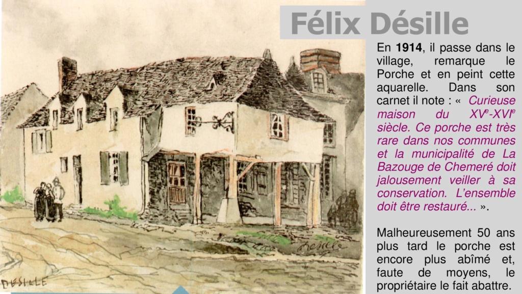 Et si Van Gogh était venu lui-aussi à La Bazouge? (Collages et pastiches) A3b0110