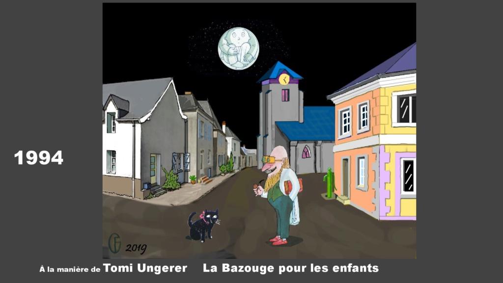 Et si Van Gogh était venu lui-aussi à La Bazouge? (Collages et pastiches) A7b2510