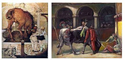 Juxtapositions oulipiennes d'images - Poésie des contrastes Animau10