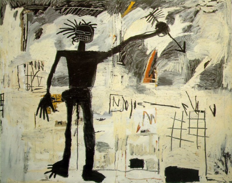 Jean-Michel Basquiat Basqui10