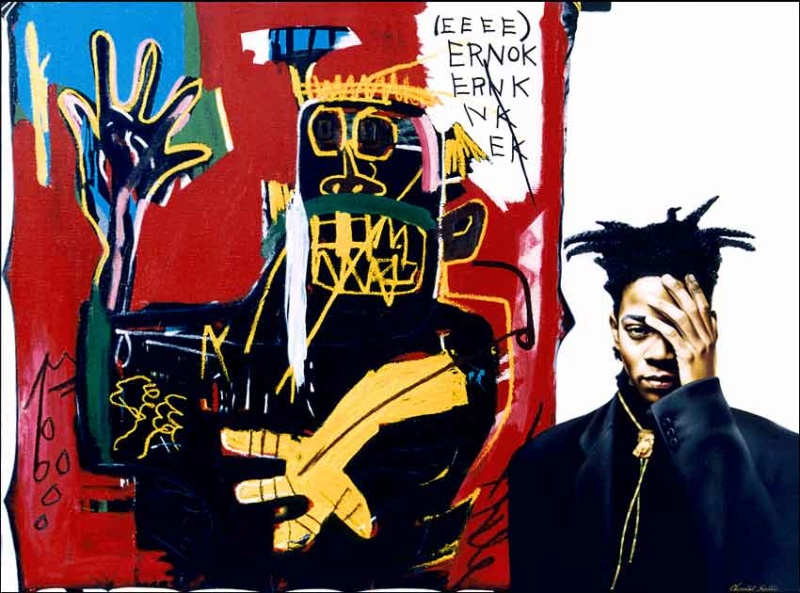 Jean-Michel Basquiat Basqui11