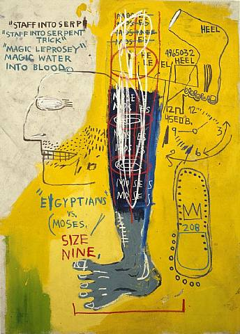 Jean-Michel Basquiat Basqui12