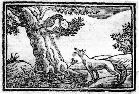 Fables de La Fontaine et leurs origines Corbea12