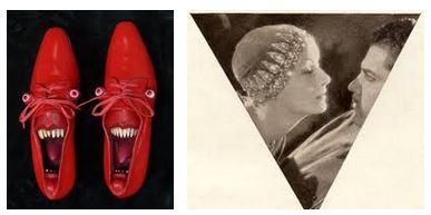 Juxtapositions oulipiennes d'images - Poésie des contrastes Couple11