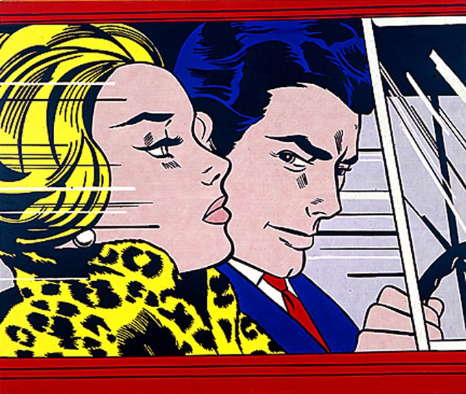Roy Lichtenstein Couple12