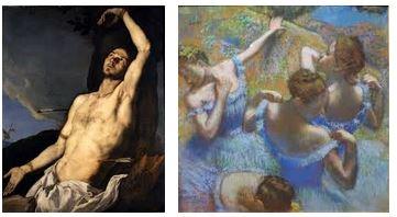 Juxtapositions oulipiennes d'images - Poésie des contrastes Danse10
