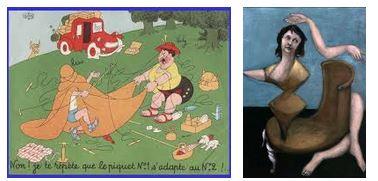 Juxtapositions oulipiennes d'images - Poésie des contrastes Diffor10
