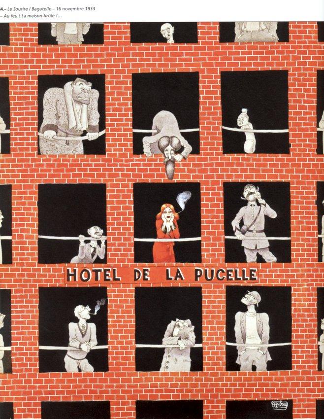 Dubout illustrateur (1905-1976) Dubout13