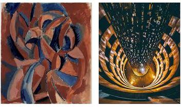 Juxtapositions oulipiennes d'images - Poésie des contrastes Gouffr10