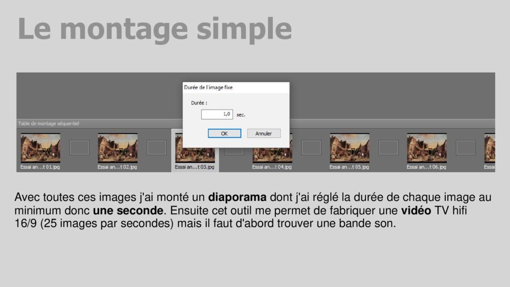 Transformer un tableau en GIF animé ou en film MOV I2c1510