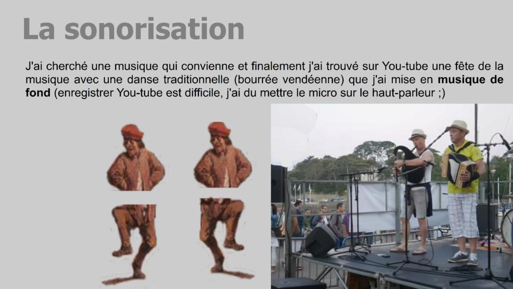 Transformer un tableau en GIF animé ou en film MOV I2c1610