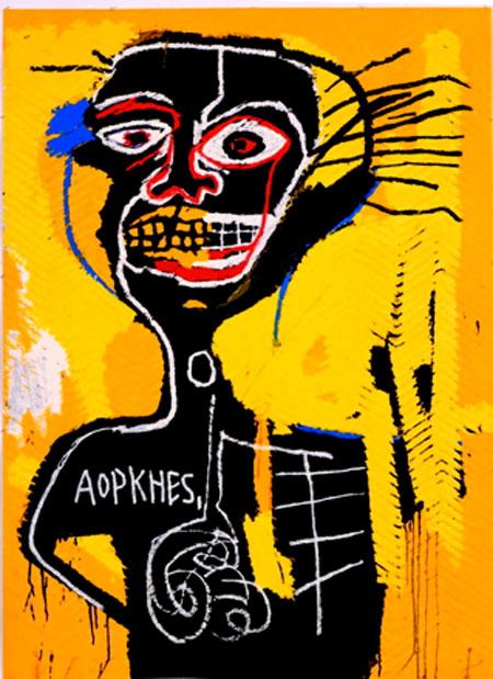 Jean-Michel Basquiat Jean-m10