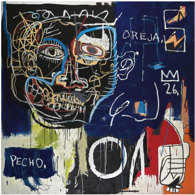 Jean-Michel Basquiat Jean-m11