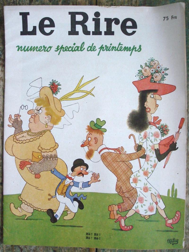 Dubout illustrateur (1905-1976) Le-rir10