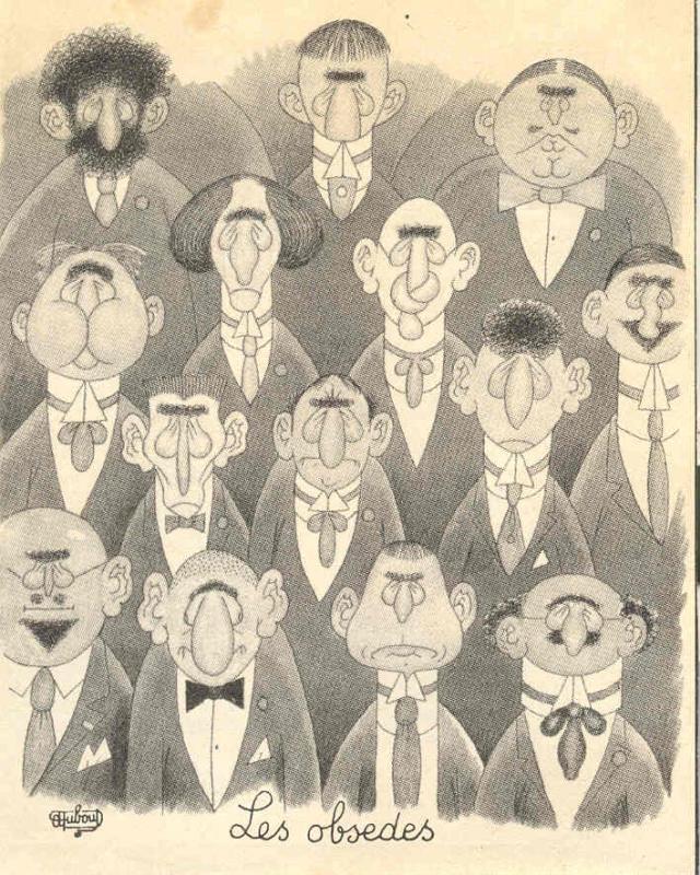 Dubout illustrateur (1905-1976) Les20o10