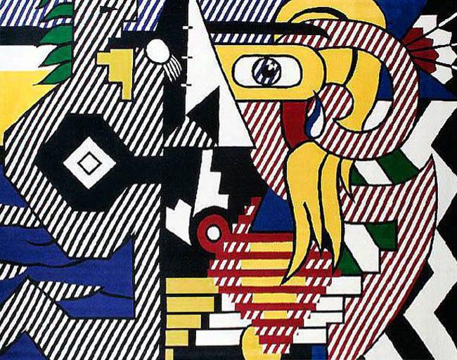 Roy Lichtenstein Lichte13
