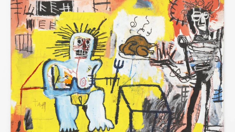 Jean-Michel Basquiat Louis-10