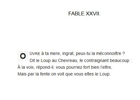 Fables de La Fontaine et leurs origines Loupch10