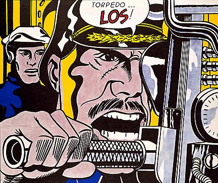 Roy Lichtenstein M-011810