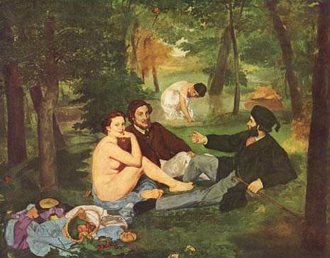 Paul Cézanne et Émile Zola, Lettres croisées (1858-1887) Manet-10