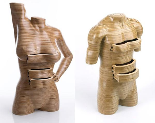 Corps de femmes Naked-10