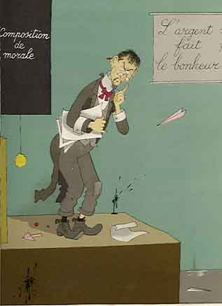 Dubout illustrateur (1905-1976) Pagnol10