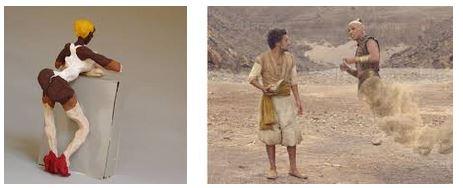 Juxtapositions oulipiennes d'images - Poésie des contrastes Postzo10