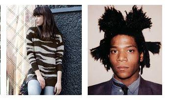 Juxtapositions oulipiennes d'images - Poésie des contrastes Rayure10
